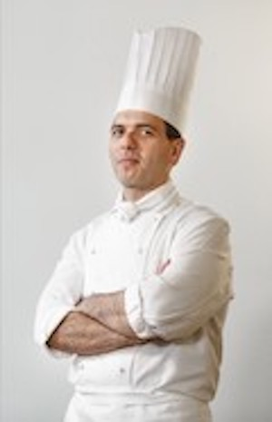 Chef Fotios Kefalakis